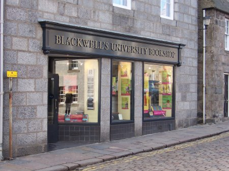 Bookshop in Old Aberdeen (2003)