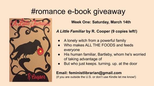 #romance ebook giveaway